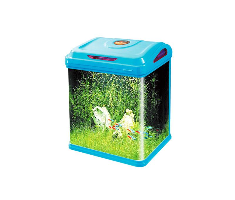 T aa 9 series mini aquariums chow yang aquarium pet for Mini aquarium boule