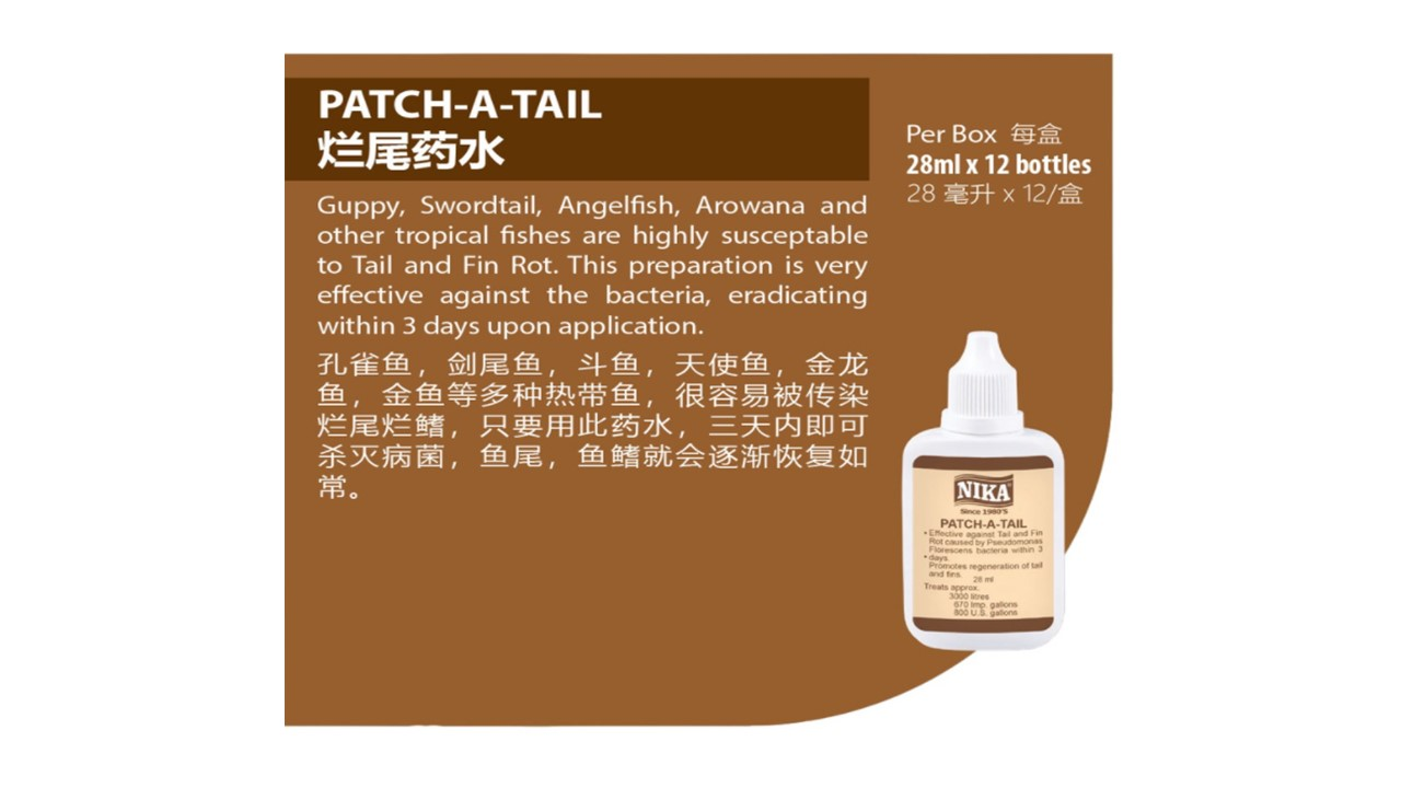 PATCH A TAIL